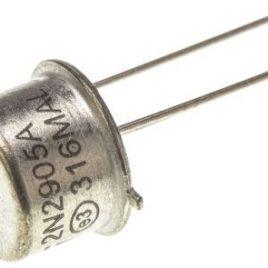 Transistor 2N2905A