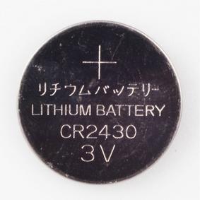 CR2430+3V+battery