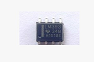LM393M   SOIC-8  TEXAS INSTRUMENTS