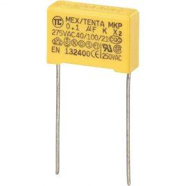 MKP-X2 0.1uf 275Vac Capacitor