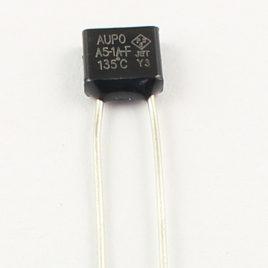 A5-1A-F 1A 250V 135C fusible termico