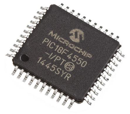 PIC18F4550-I-PT
