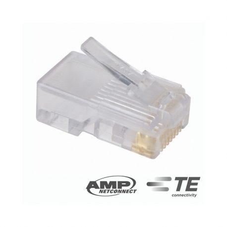 Plug-RJ45-cat-5e-Amp-Tyco