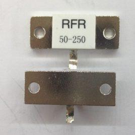 RFR-50-250 Resistors de carga  Ohmios 250 Vatios Dc-3 Ghz
