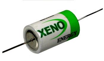XL-055F 2/3AA Bateria Lithium axial 3.6v XENO energy