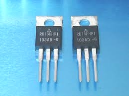RD16HHF1 TRANSISTOR MOSFETS RF 30Mhz 16W