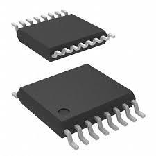 MAX3232ECUE+T  SMD  IC