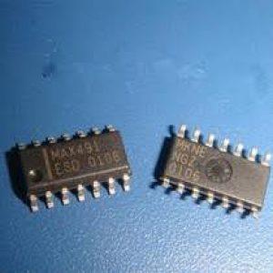 MAX491ECSD+