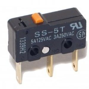 SS-5T MICROSWITCH PEQUEÑO 3A 125/250V