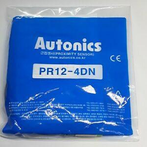 PR12-4DN Sensor AUTONICS