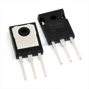 FGH40N60SMD  Transistor: IGBT; 600V; 40A; 174W; TO247-3