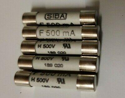 SIBA-70-065-63-500mA-500V